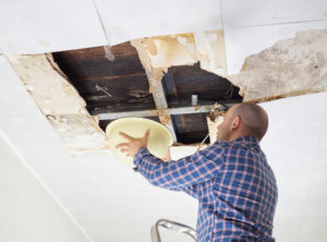 Roof Leak Damage Public Adjuster